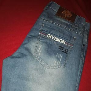 E Division Mens Designer Jean's - 34x34